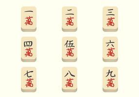 Vettore Mahjong gratuito
