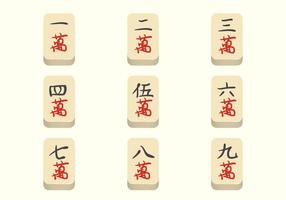 Free Mahjong Vector