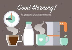 Gratis Neem een ​​Break Vector Illustratie