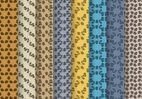 Cilantro seamless pattern