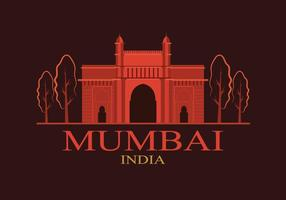Gratis Mumbai Illustration
