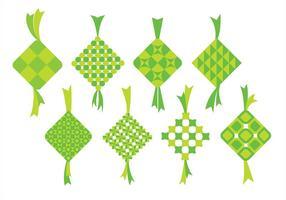 Iconos de Ketupat