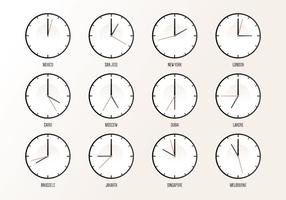 World Wide Timezone