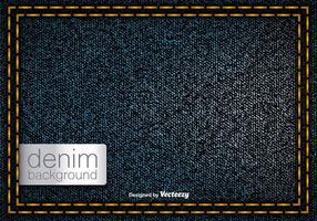 Vector Blue Jeans Textur