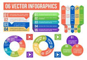Gratis Vector Infographics Illustration