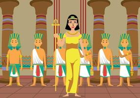 Gratis Cleopatra Illustration