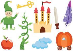 Free Fairy Story Vectors