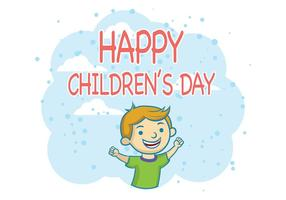 Children's Day Vector