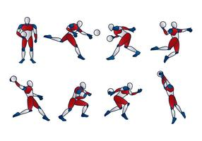 Handbal Dummy Vector