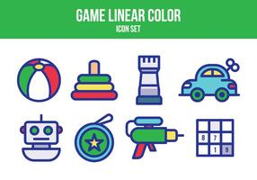 Gratis Spel Icon Set