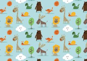 Cute-forest-animal-pattern