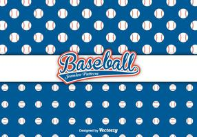 Baseball Vector Patterns
