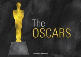 Vector livre Oscar Statue Design