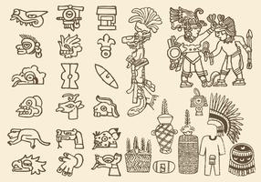 Símbolos Prehispánicos