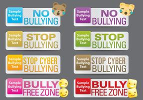 Banners de bullying