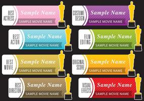 Banners Oscar