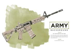 Free Ar15 Watercolor Background