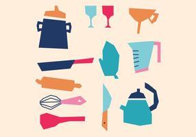 Gerechten voor het schoonmaken