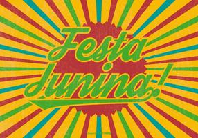 Illustration de festa junina