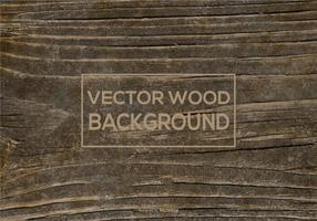 Vector Dark Wood Background