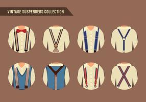Free Suspenders Vector