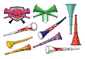 Gratis Vuvuzela ikoner