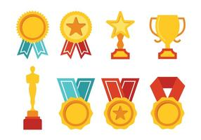 Gratis Award Icon Set