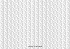 Padrão vetorial com triângulos brancos