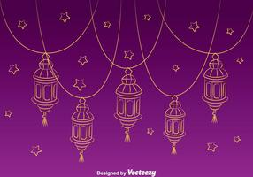 Pelita Purple Background vector