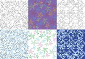 Texture Patterns vector