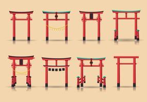 Structures vectorielles torii
