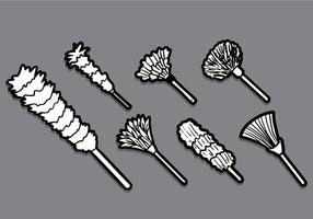Feather Duster Vector