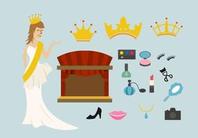 Pageant stuff vector starterpakket