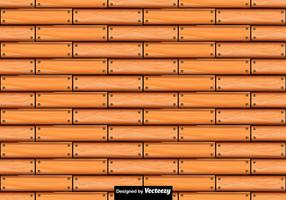 Vector Seamless Pattern Of Wooden Planks