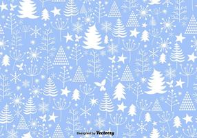 Blue-winter-christmas-seamless-pattern