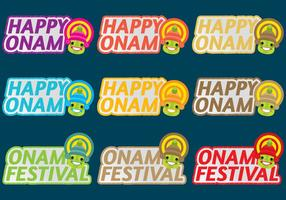Onam Titles