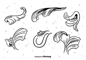 Acanthus Design Elements