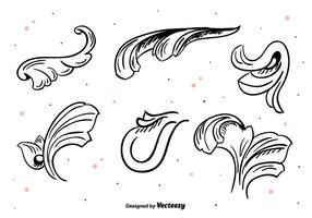 Elementos de design acanthus