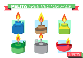 Pelita Gratis Vector Pakket