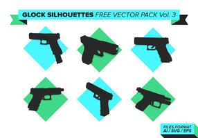 Glock gratis vector pack vol. 3