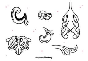 Gratis Ornaments Vector
