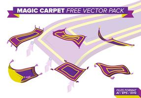 Pack de vecteur gratuit Magic Carpet