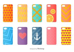Geometric Vector Phone Cases
