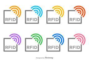 RFID-Vektor-Logo