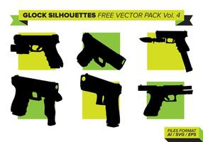 Glock gratis vector pack vol. 4