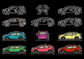 Prius Vektor