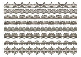 Ícones Lace Trim