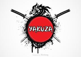 Free Yakuza Vector Design
