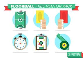 Floorball Pack Vector Libre