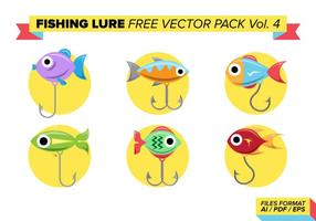 Fishing Lure Free Vector Pack Vol. 4
